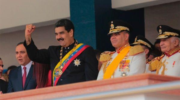 Presidente de Venezuela ordena activación del Plan República