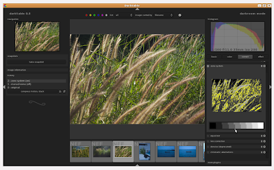 darktable for linux