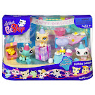 Littlest Pet Shop 3-pack Scenery Persian (#521) Pet