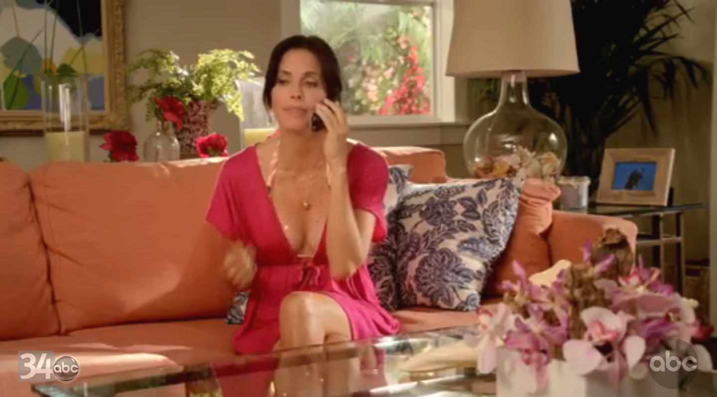 Home Sweet Hollywood Cougar Town Set Design Epic