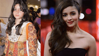 Alia Bhatt Weight Loss Before After Pics