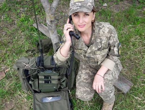 радіостанція Harris Збройних Сил України