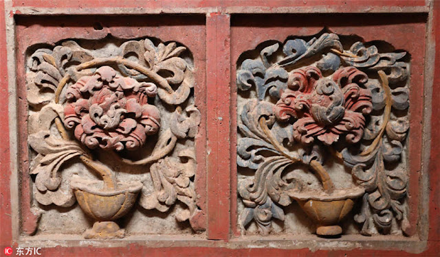 Northern Song Dynasty mural tomb found in Shanxi