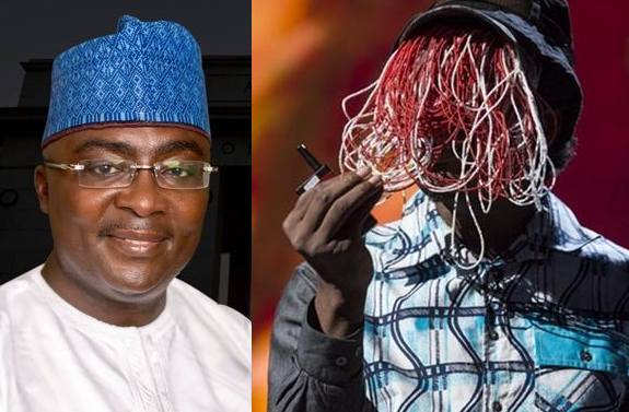What Anas is doing is very relevant - Vice President Dr Bawumia