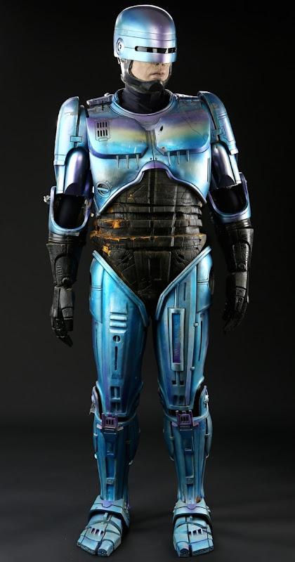RoboCop 2 movie costume