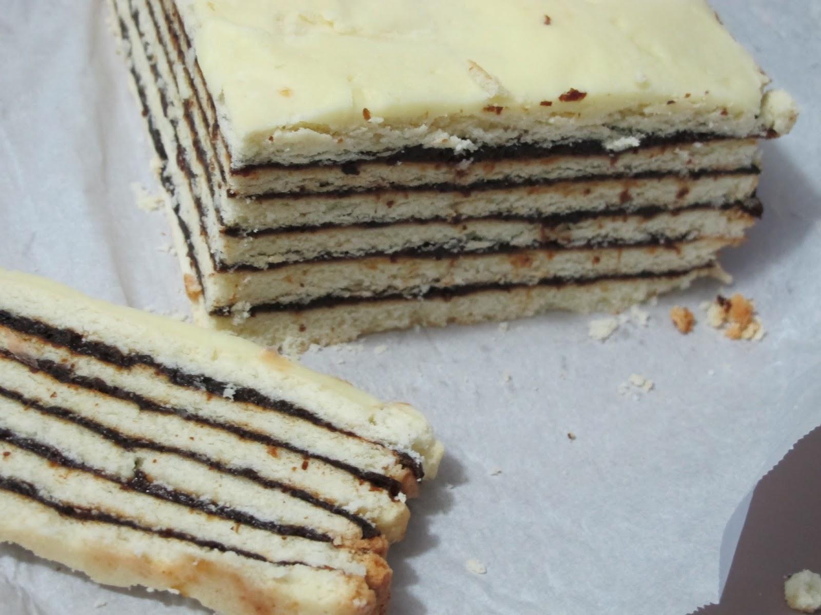 Vinarterta Cake Canada