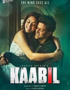 Kaabil Movie Release Poster