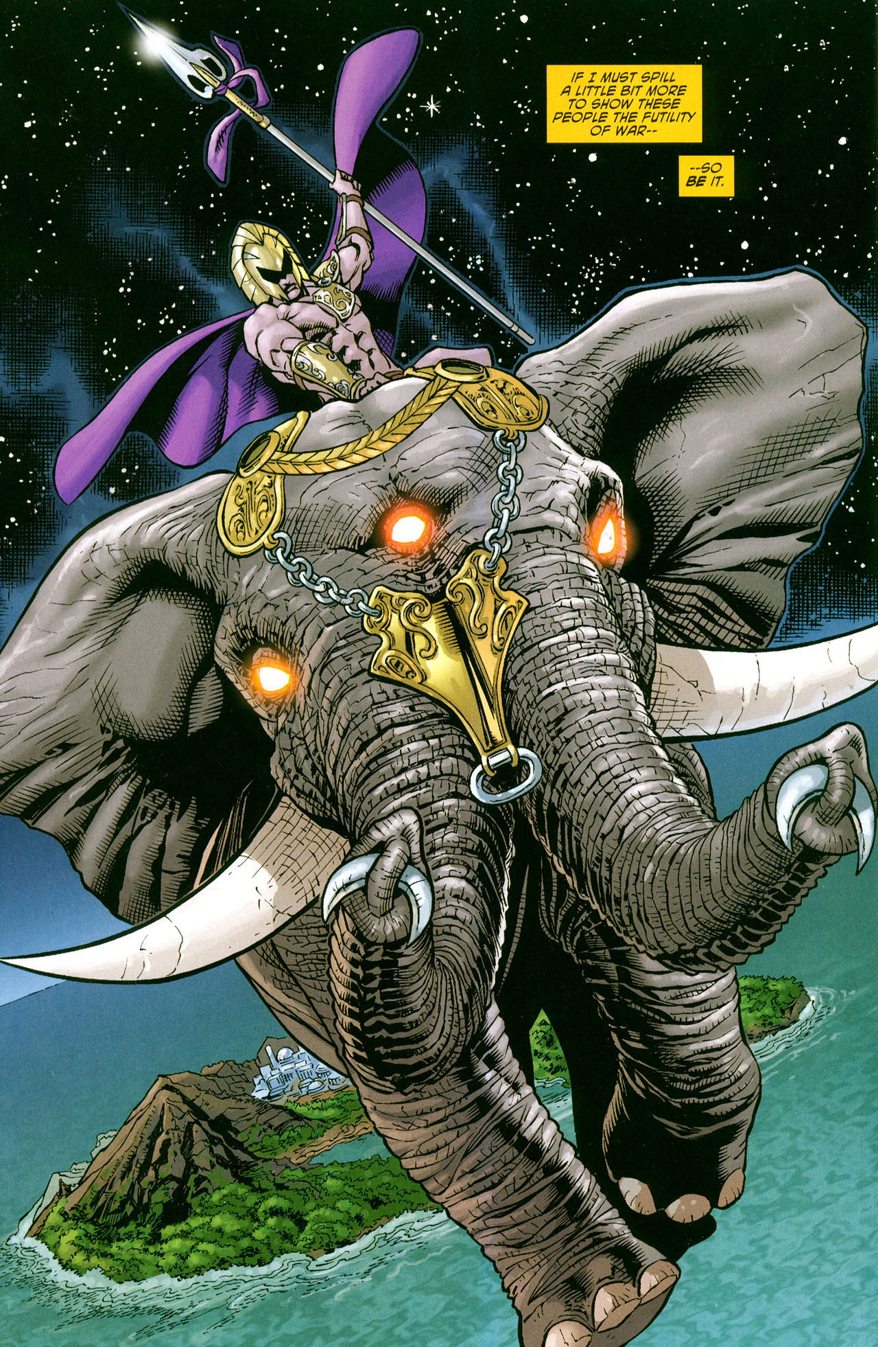Read online Wonder Woman (2006) comic -  Issue #41 - 3