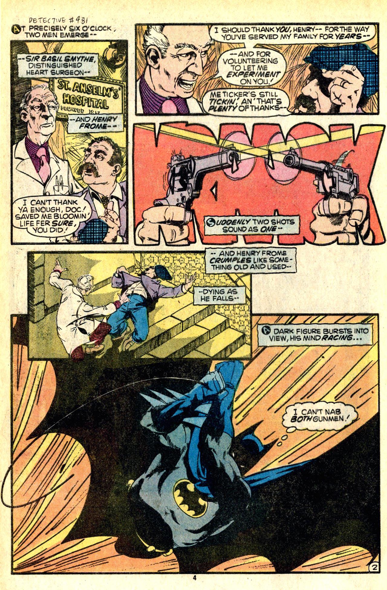 Detective Comics (1937) 481 Page 3