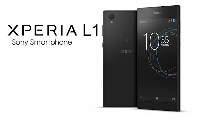 Sony Mobile sort le Xperia L1...