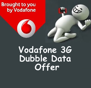 Vodafone 3G presents Double Data Offer