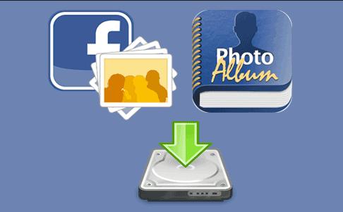 طريقة تحميل البوم صورك على الفيسبوك بضغطة زر