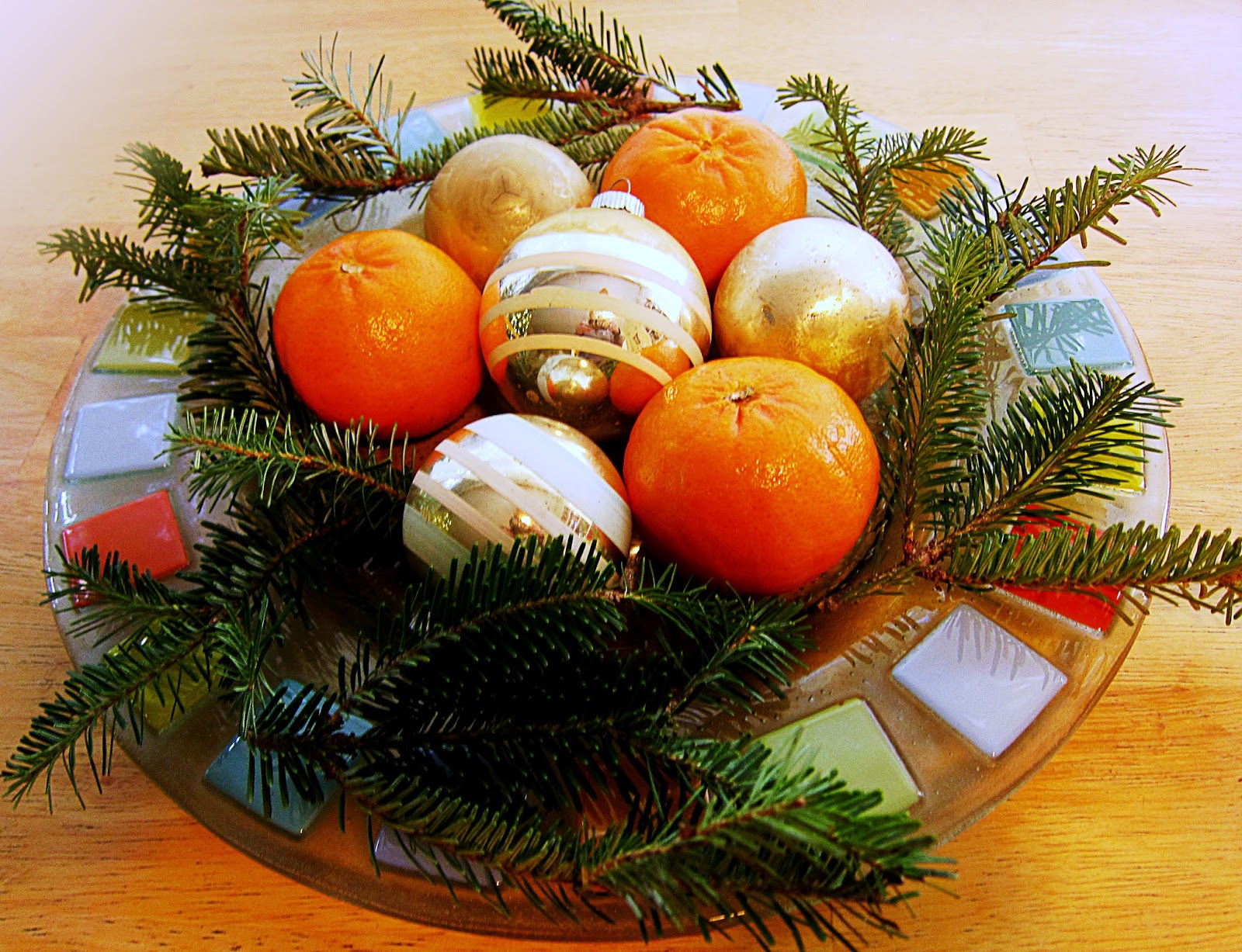 Drying Out Oranges Christmas Decorations Gorgeous Easy Holiday Decorating With Florida Citrus