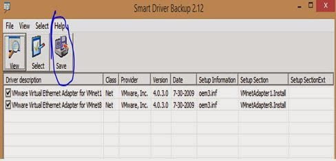 Cara Backup Driver Laptop