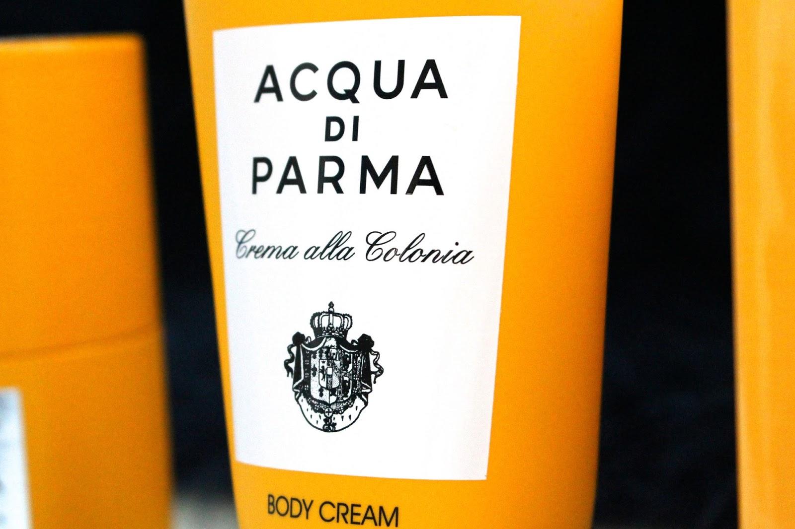 Acqua Di Parma Crema Alla Colonia