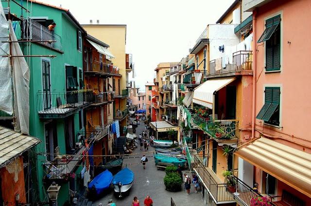 Roteiro de 2 dias em Manarola na Itália
