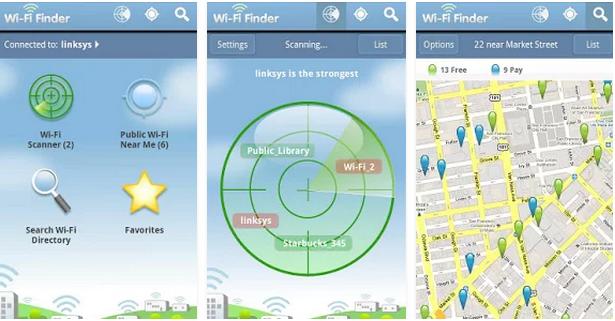أفضل 5 تطبيقات لمعرفة باسورد شبكات الواي فاي بدون اختراق للأندرويد والأيفون