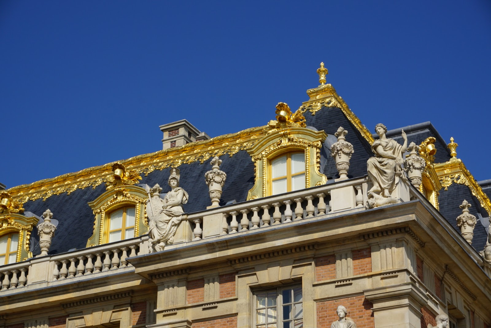 Rooms: Visiting Palace Of Versailles, France