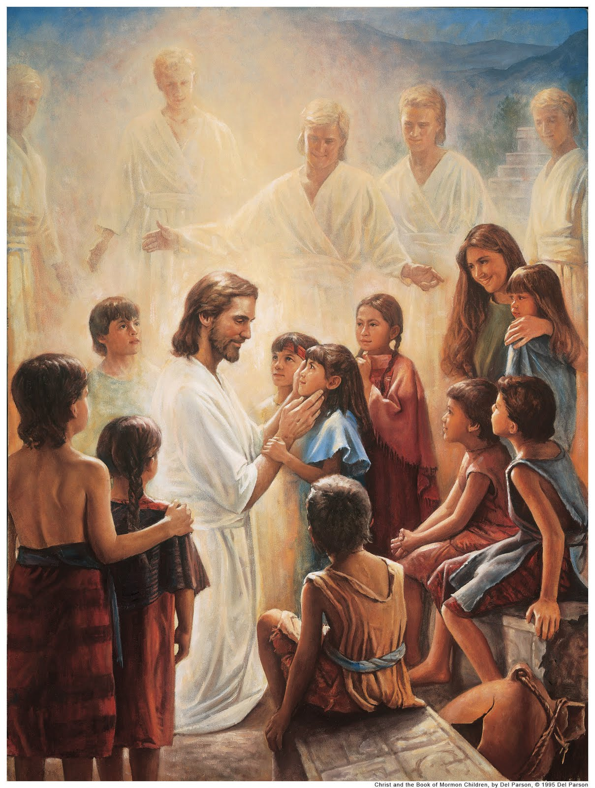 Bible guide for the new Age: Luke 18:17 Receive the ...