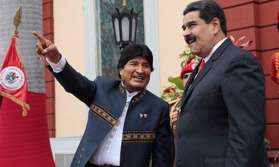 Morales a Almagro: Es vergonzoso que rinda cuentas a EE.UU. sobre Venezuela