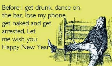 Happy New Year 2016 Funny SMS Wallpapers