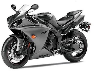 sport bike by Yamaha