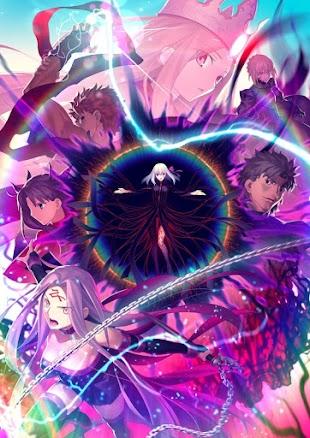 تقرير فيلم الانمي Fate/stay night: Heaven's Feel - III. Spring Song (أغنية الربيع)