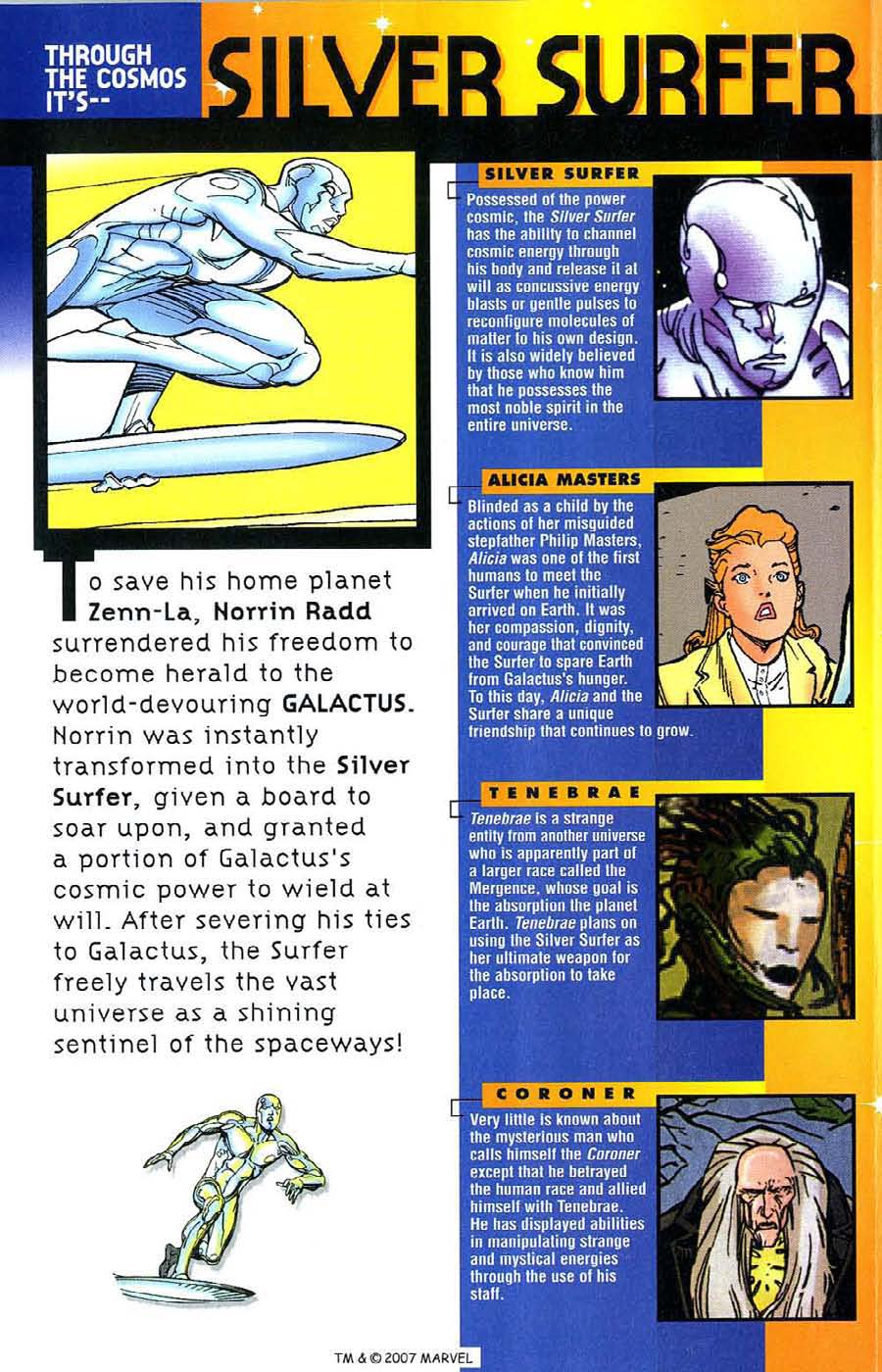 Read online Silver Surfer (1987) comic -  Issue #142 - 2