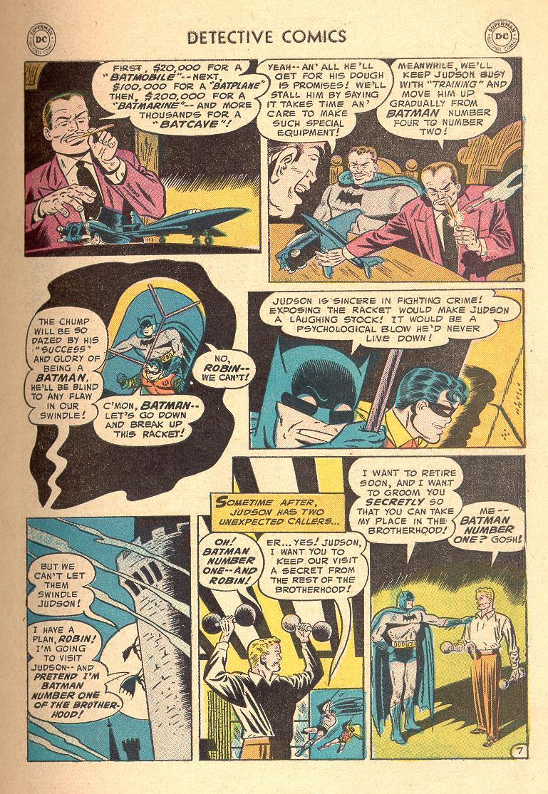 Detective Comics (1937) 222 Page 8