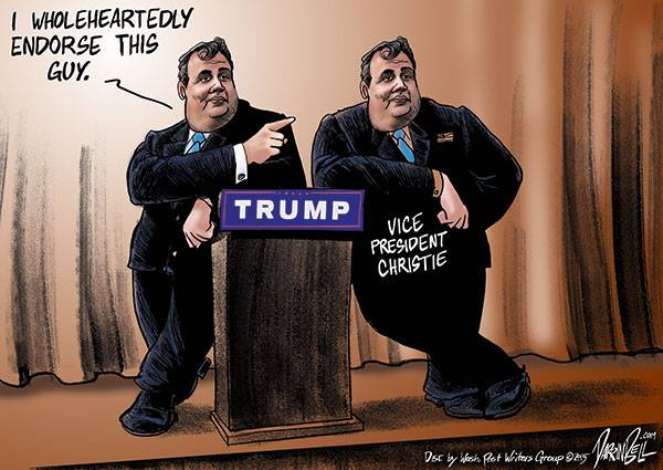 Chris Christie at