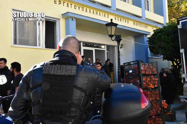 Διεκόπη στο Ναύπλιο λόγω κλοπής η διαδικασία διάθεσης προϊόντων σε δικαιούχους του Κοινωνικού Εισοδήματος Αλληλεγγύης