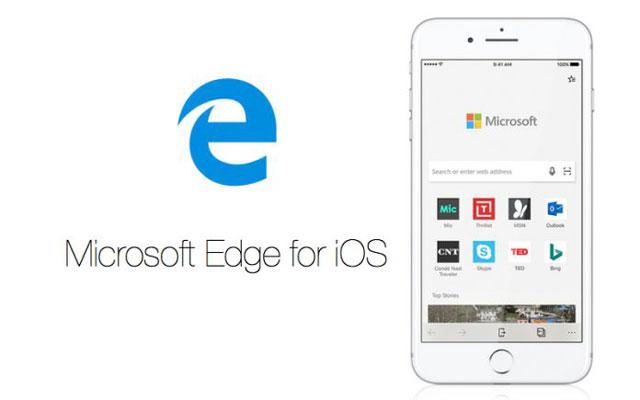 تحديث متصفح مايكروسوفت إيدج على IOS يجلب مع دعم ميزة اللمس ودعم مدير كلمات المرور.