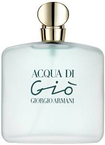 Acqua di Gio by Giorgio Armani for Women, Eau De Toilette Spray