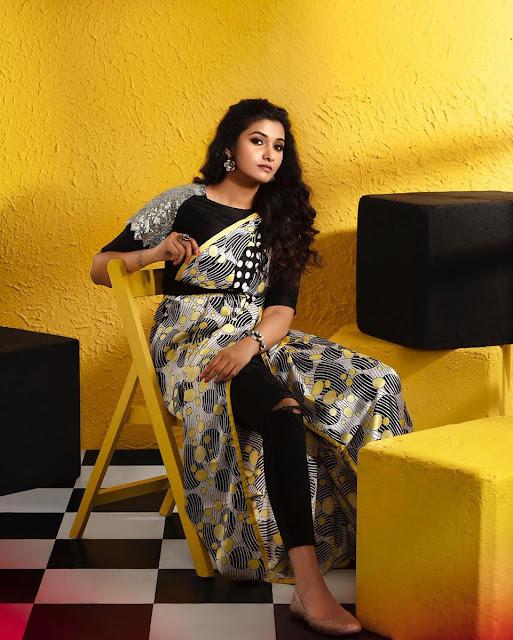 Actress Priya Bhavani Shankar Latest Glam Photoshoot Stills
