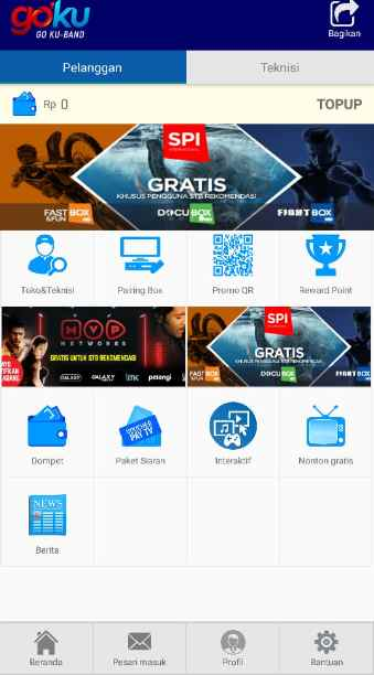 Download Aplikasi Go Ku-Band untuk Ninmedia