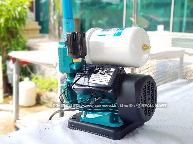 ปั๊มน้ำอัตโนมัติ ปั๊มน้ำใช้ในบ้าน