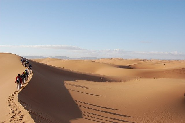 best 3 Destinations For Adventure in Morocco