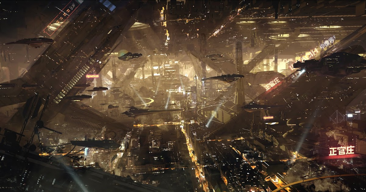 Space Ship Guru Art Of Vfx For Valerian And The City Of A