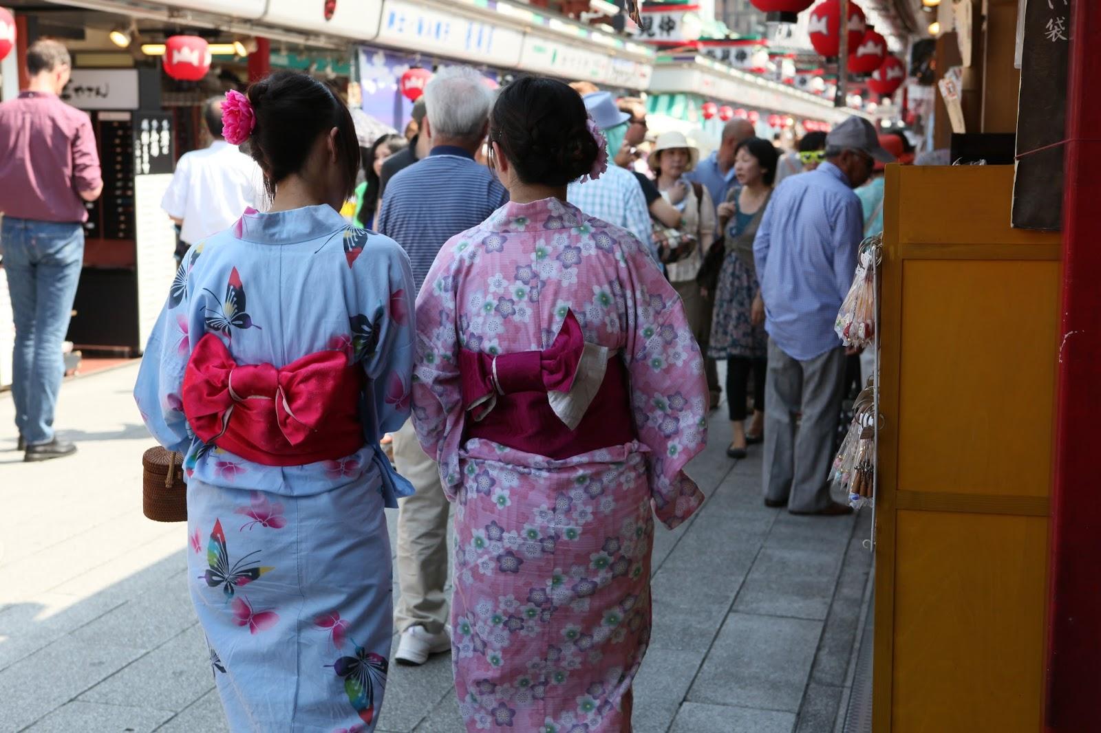 f56489d8d2b4 Kai no kushi Musubi (貝の口結び) Nœud en forme de coquillage, voir de palourde.  Il est porté aussi bien par les hommes que les femmes (avec un haubana obi).