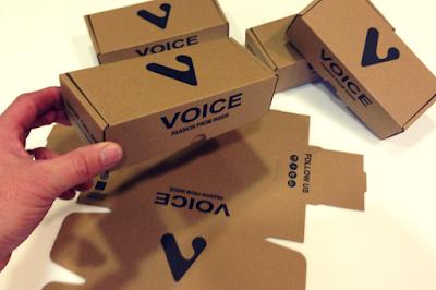 cajas de carton para gafas de sol.