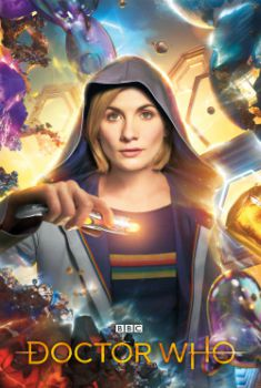 Doctor Who 11ª Temporada Torrent - WEB-DL 720p/1080p Dual Áudio