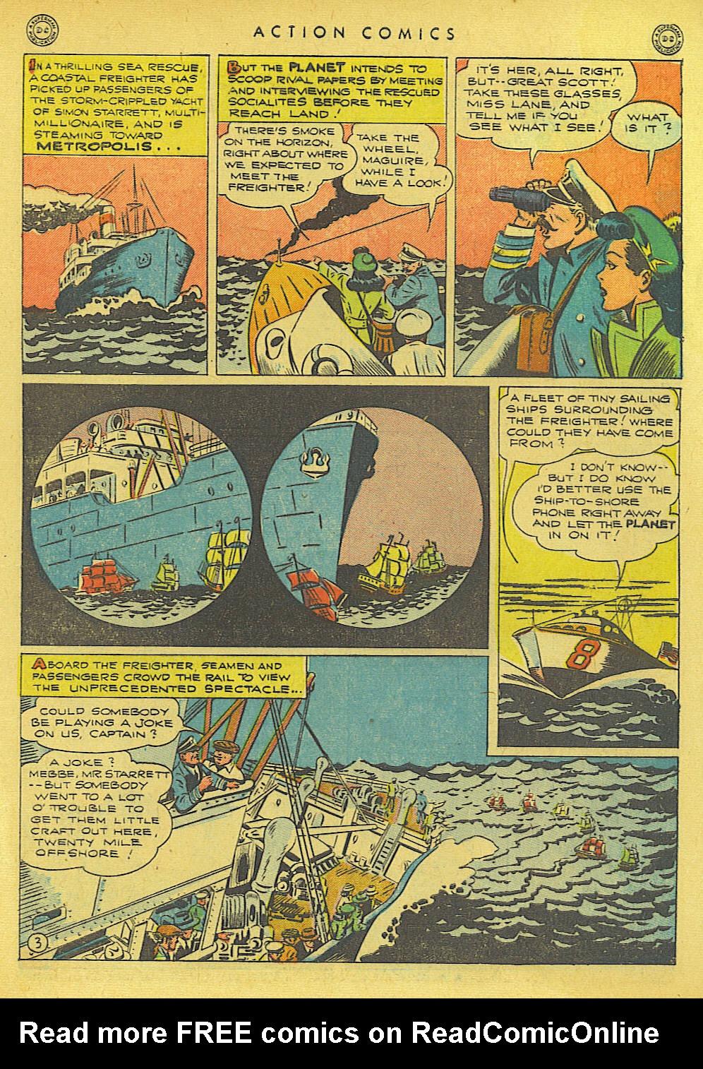 Action Comics (1938) 85 Page 4