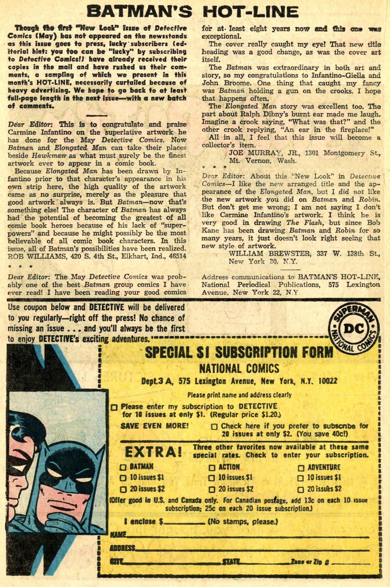 Detective Comics (1937) 330 Page 17