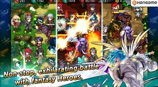 Jogo para Android Fantasy Defense 2