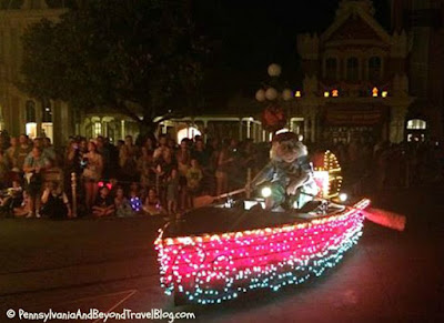 Disney's Main Street Electrical Parade