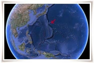 Resultado de imagen de La fosa de Las Marianas