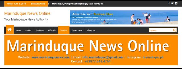 Marinduque News Online