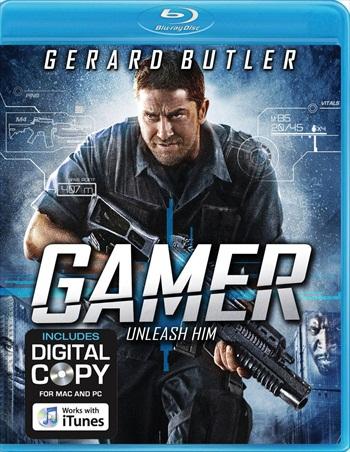 Gamer 2009 Dual Audio Hindi 720p BluRay 750mb