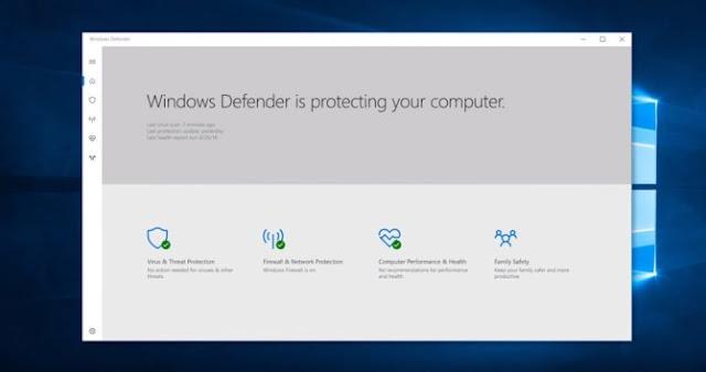 الإصلاح الشامل لبرنامج حماية ويندوز Windows Defender