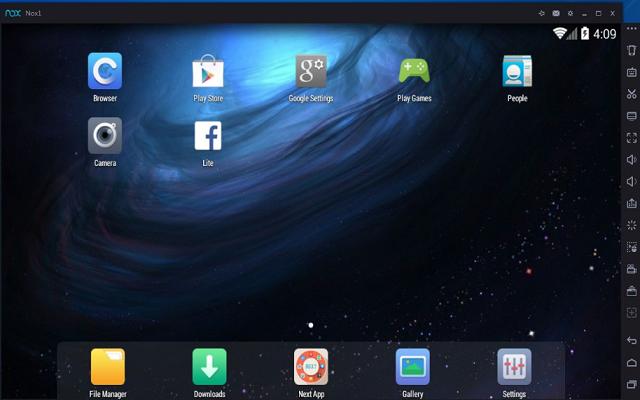 تحميل البرنامج الرائع NoxPlayer لتشغيل تطبيقات وألعاب الأندرويد على جهازالكمبيوتر